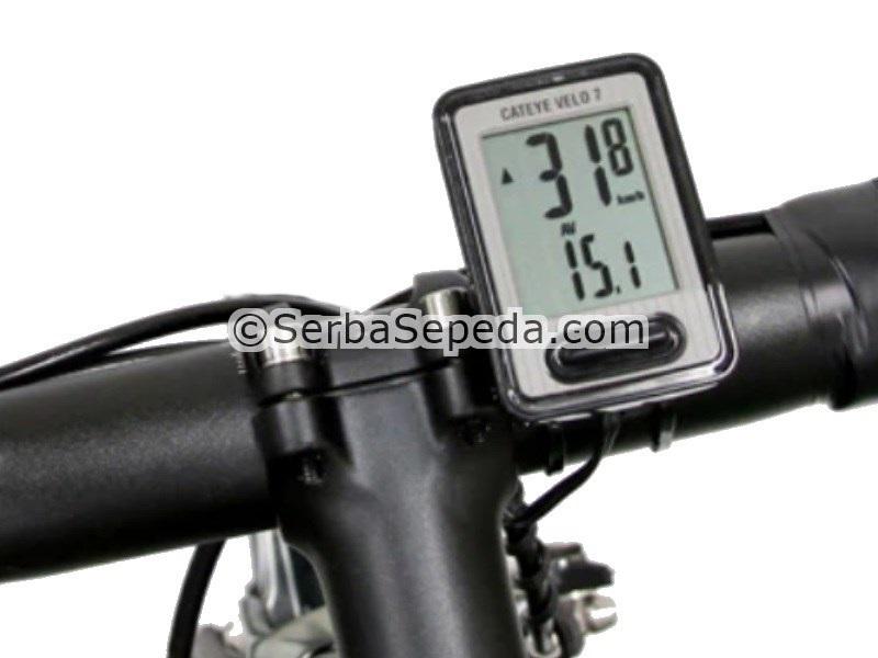 Cateye Speedometer Velo 7