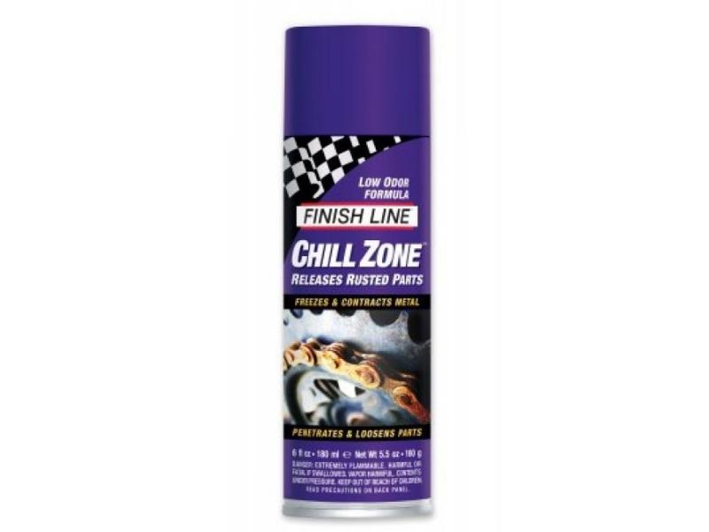 Finish Line Chill Zone Rust Remover 6OZ