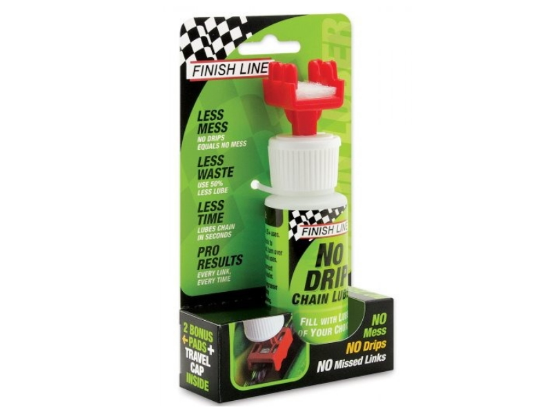 Finish Line No Drip Chain Luber For 2OZ (Bottle Only)