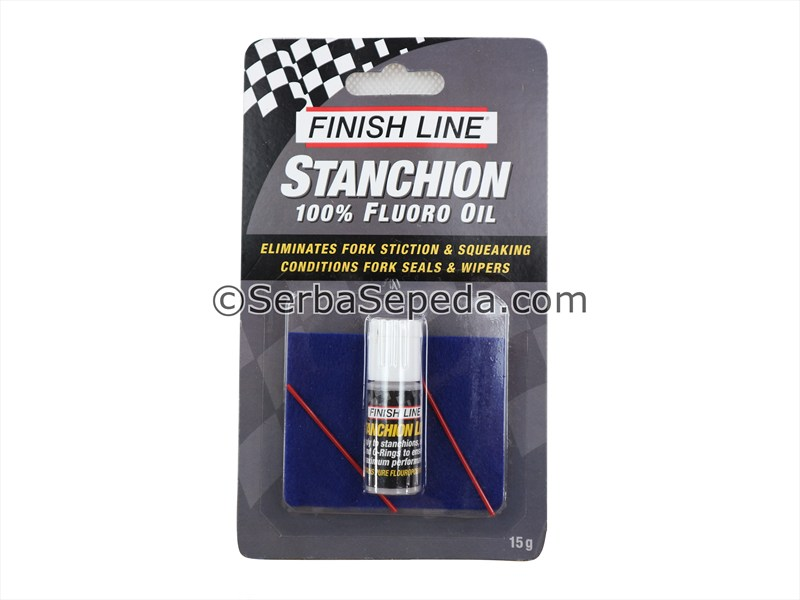Finish Line Stanchion Fork Stiction Lube