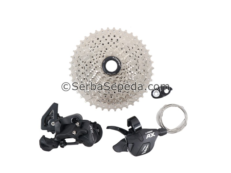 LTWOO Mini Groupset AX 1x11 Speed
