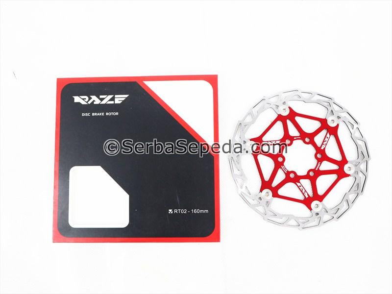 Raze Rotor RT02 160MM