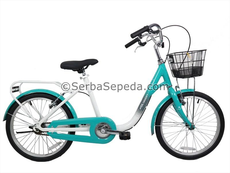 Sepeda Polygon Coastal 20 Inci Untuk Anak Anak Dan Remaja Serbasepeda Com I Toko Sepeda Online Bergaransi Gratis Ongkir Gratis Servis