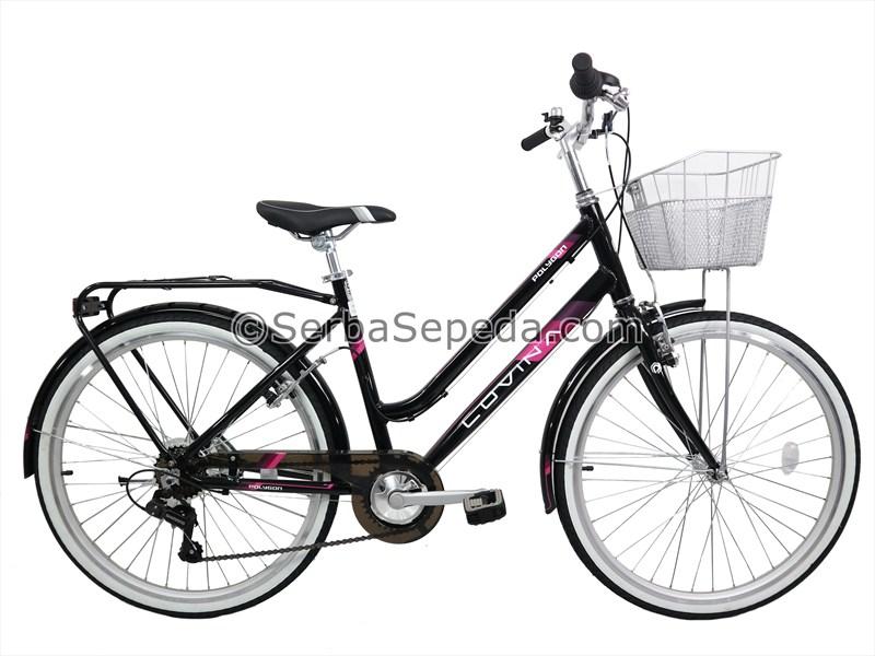 Sepeda Polygon Lovina City Bike Ukuran 26 Inci Untuk Remaja Serbasepeda Com I Toko Sepeda Online Bergaransi Gratis Ongkir Gratis Servis