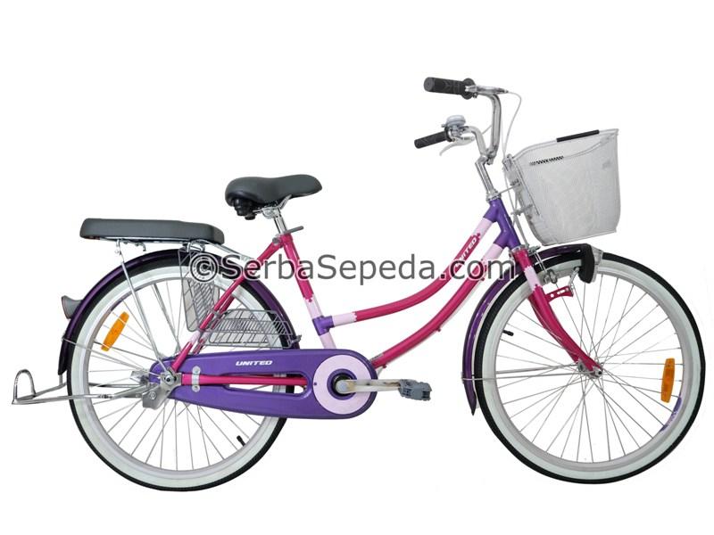 Sepeda United Class X Ukuran 24 Inci Seri Tahun 2019 Serbasepeda Com I Toko Sepeda Online Bergaransi Gratis Ongkir Gratis Servis