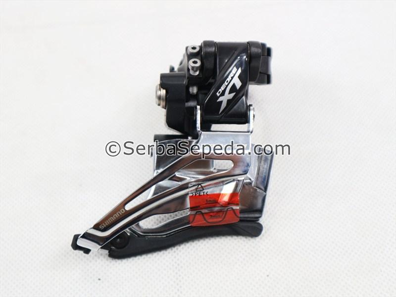 Shimano FD M8025 2x11 Down Swing - High Clamp