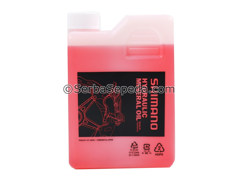 Shimano Mineral Oil SM-DB 1L