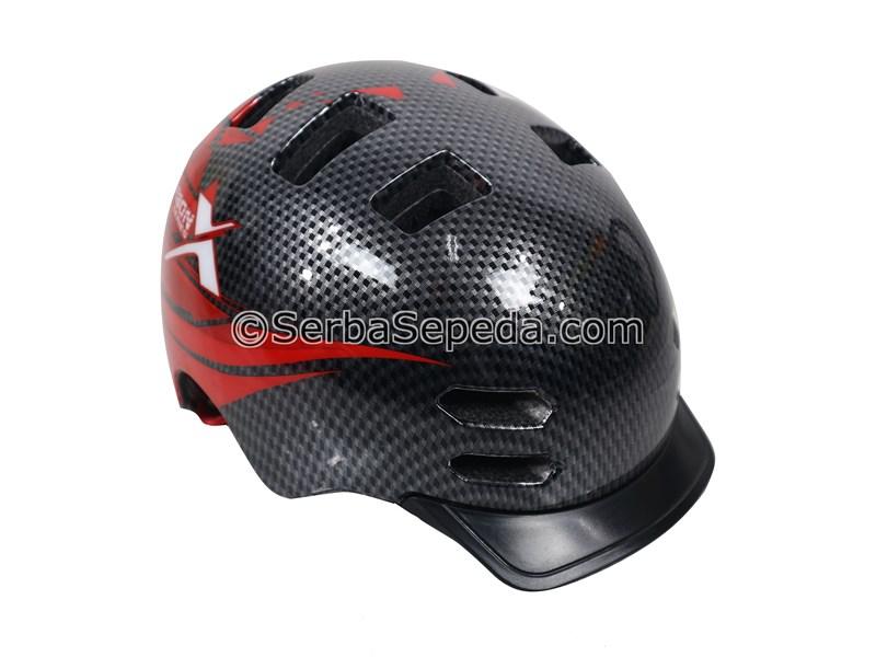 STR Helm Batok Carbon X