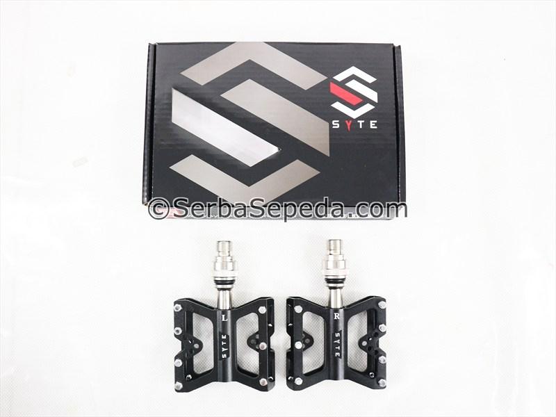 Syte Pedal ST-M415 CNC 3 Bearing W/QR