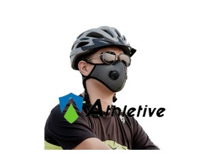 Athletive Masker Sport Double Valve