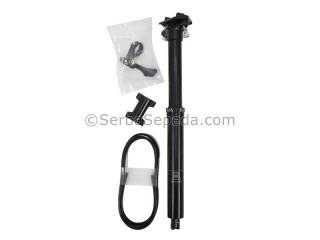 Exaform Dropper Seatpost KSP900-I 31.6 x 395mm