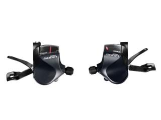Shimano Shifter Sora R3000 2 x 9 Speed Left & Right Handlebar Flat