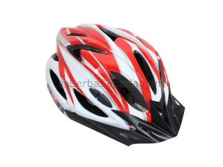 BNB Helm X016 + Lampu