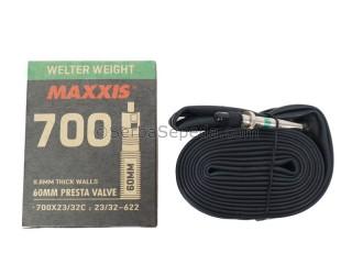 Maxxis Ban Dalam 700 x 23/32 FV 60MM