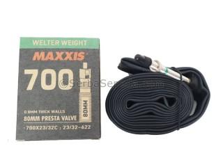 Maxxis Ban Dalam 700 X 23/32 FV 80mm