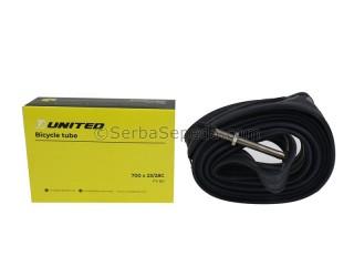 United Ban Dalam 700 x 23-28c FV 60mm