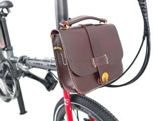 Aceoffix Leather Bag
