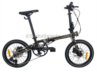 "Element Troy 10 Speed Black Diamond (16"")"
