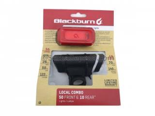 Blackburn Lampu Depan Belakang Local 50 Local 10