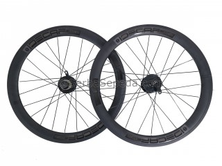 Java Wheelset Decaf Disc Brake 451mm