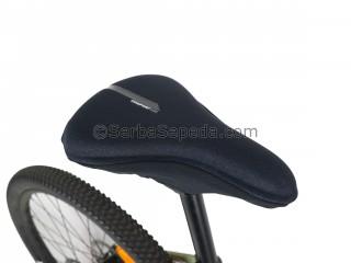Polygon Saddle Cover Comfort Gel