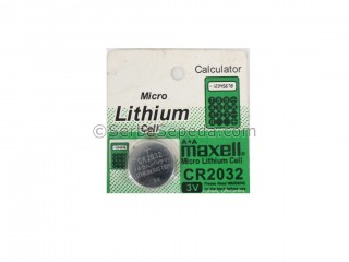 Lithium Baterai CR2032