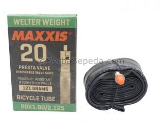 Maxxis Ban Dalam 20 x 1.9/2.125 FV 30mm