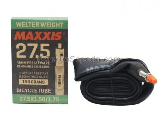 Maxxis Ban Dalam 27.5 x 1.50/1.75 FV 48mm