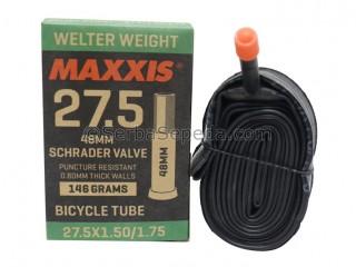 Maxxis Ban Dalam 27.5 x 1.50/1.75 SV 48mm