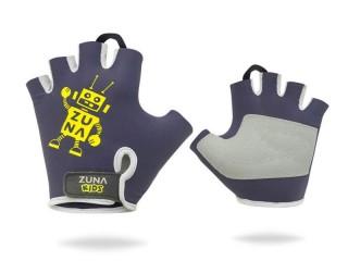 Sarung Tangan Zuna Half Finger Kids Robo Z Simple