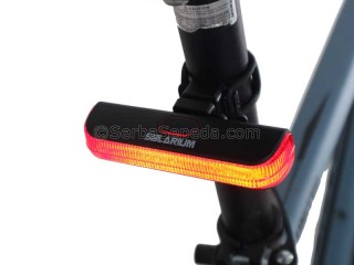 Solarium Lampu Belakang Laser 30