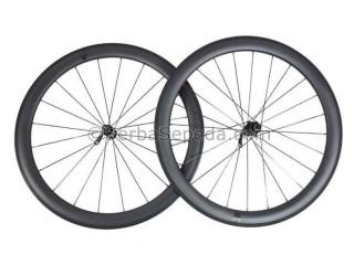 MXL Wheelset Road U-Brake Carbon 50mm 700C