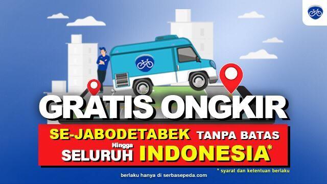 Free Ongkir Se-Indonesia